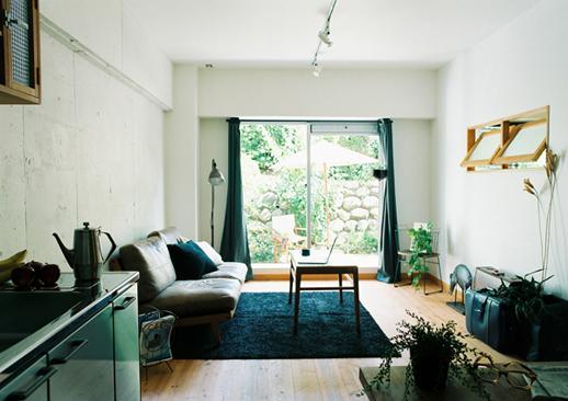 桃山台のアパートメント