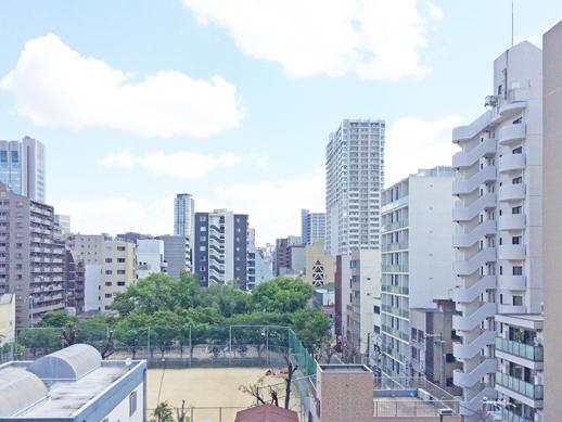 京町堀AP_眺望