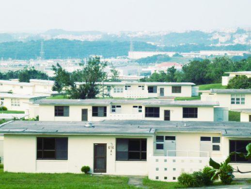 """元は在日米軍やその家族のために建てられた米軍ハウス。通称""""外人住宅"""""""